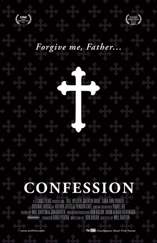 Confession Poster #1
