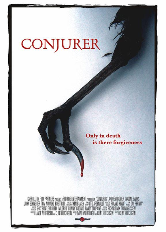 Conjurer Poster #2