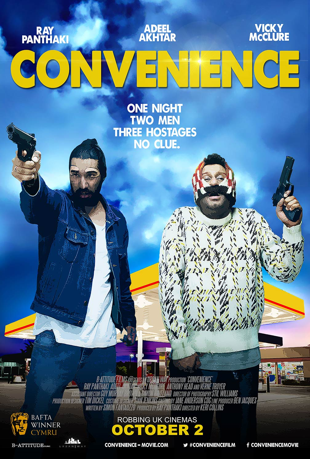 Convenience Poster #1