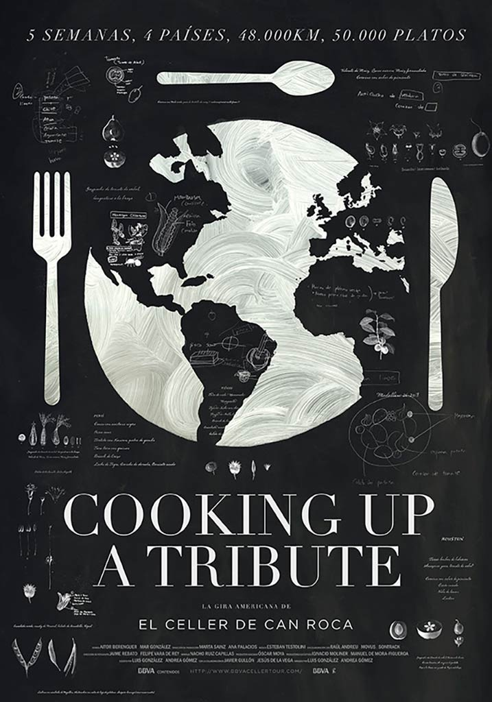 Cooking Up a Tribute Poster #1