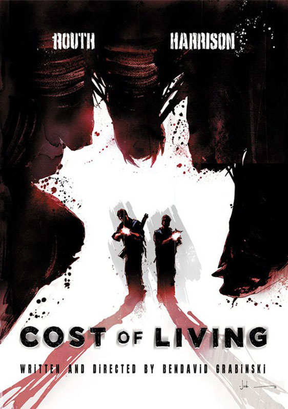 Cost of Living Poster #1