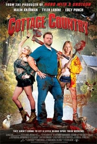 Cottage Country Poster #1