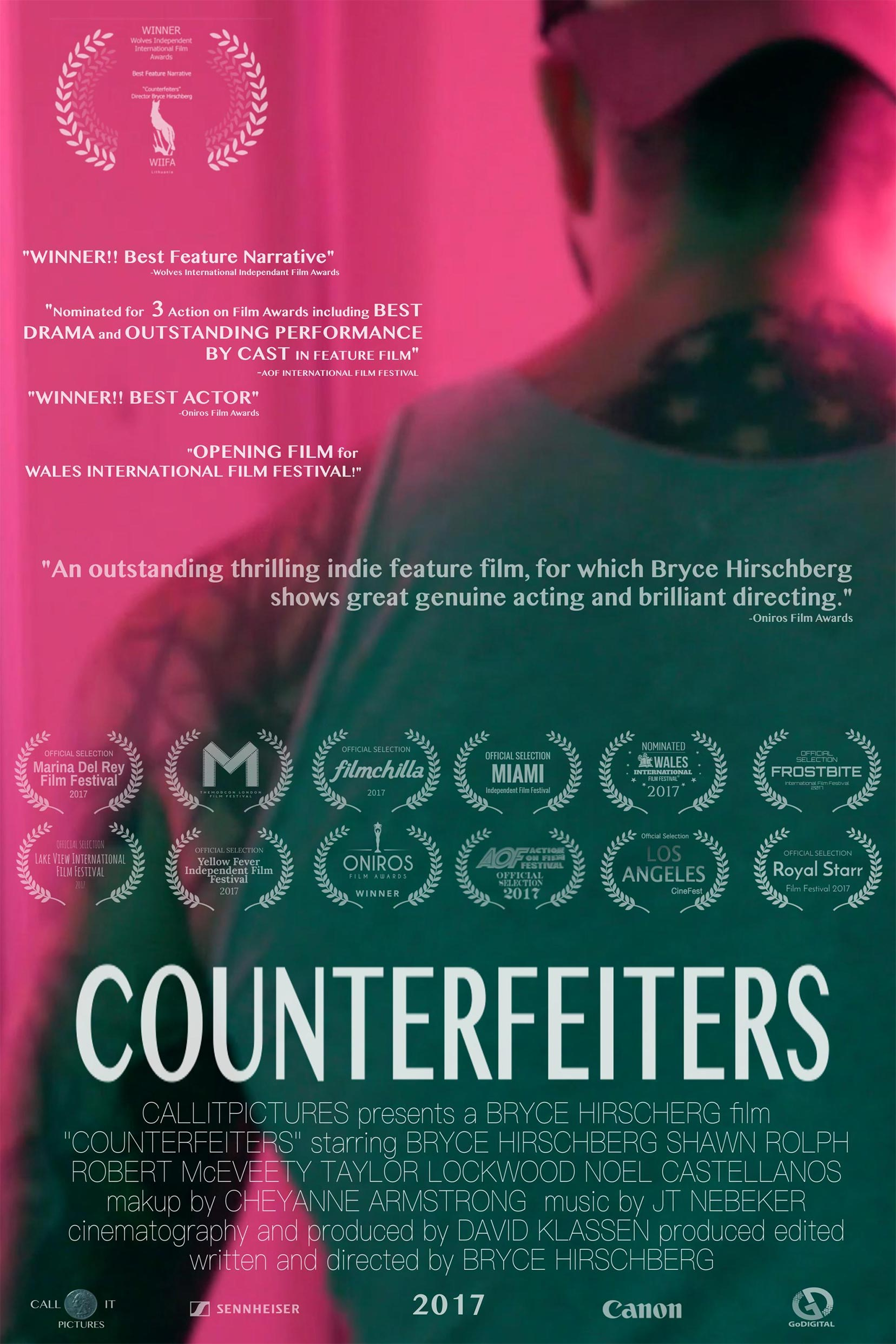 Counterfeiters Poster #1