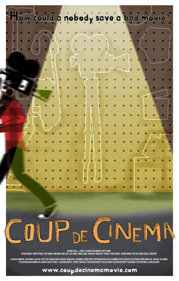 Coup de Cinema Poster #1