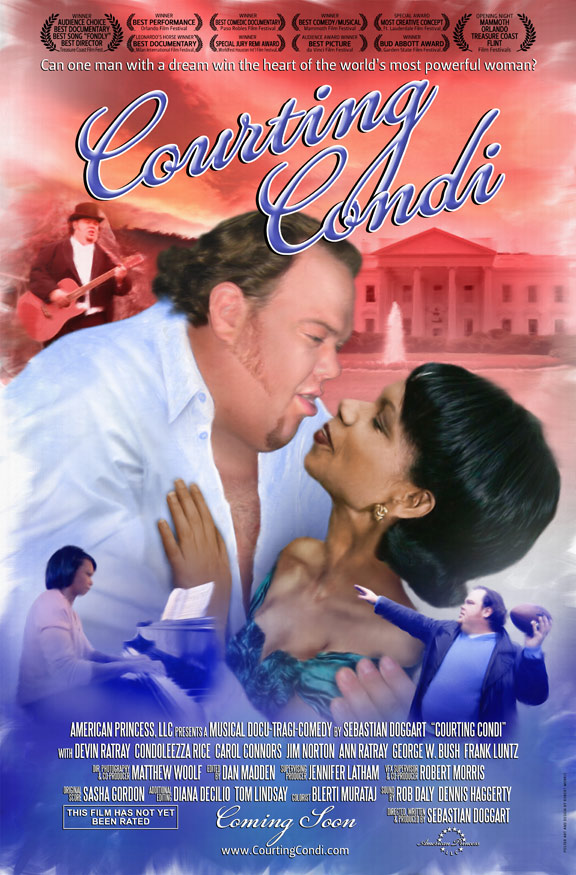 Courting Condi Poster #1