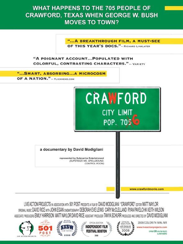 Crawford Poster #1
