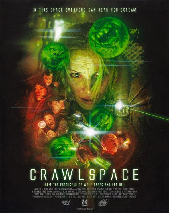 Crawlspace Poster #1