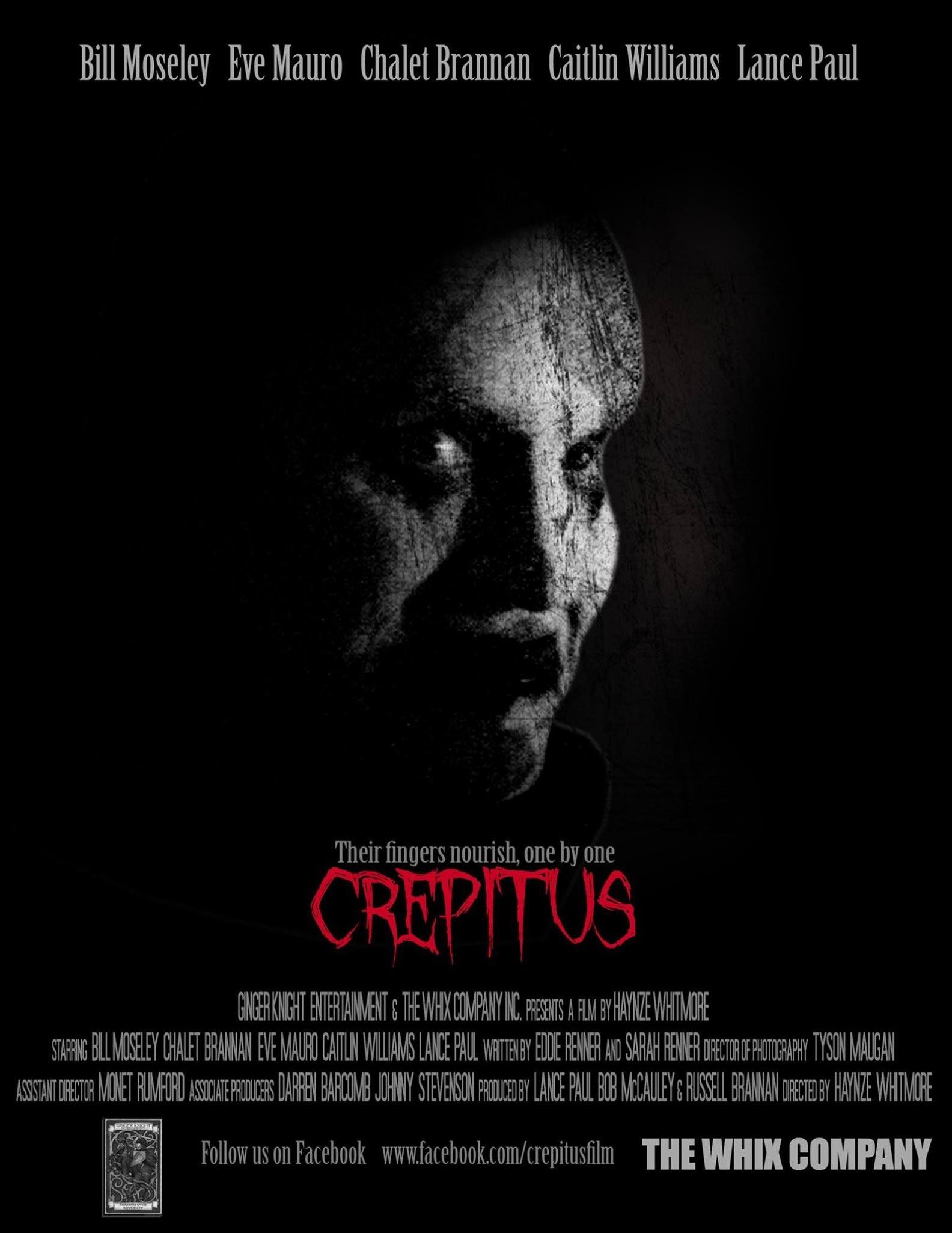 Crepitus Poster #1