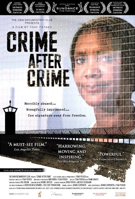 Crime After Crime Poster #1
