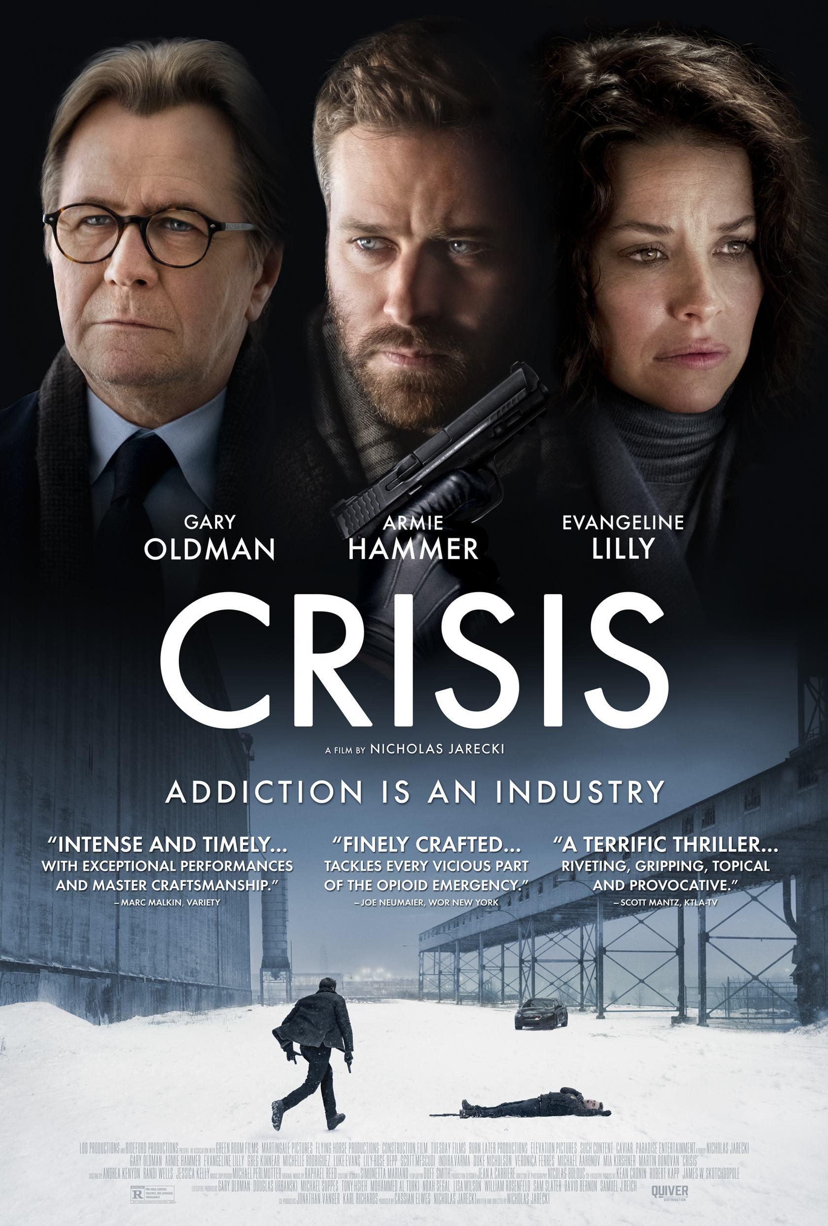 Crisis Poster #1