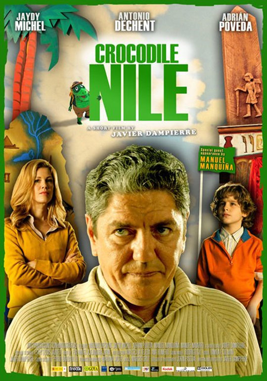 Crocodile Nile Poster #1
