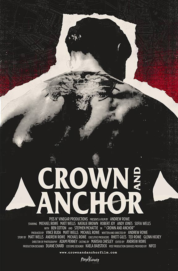 Crown and Anchor Poster #1