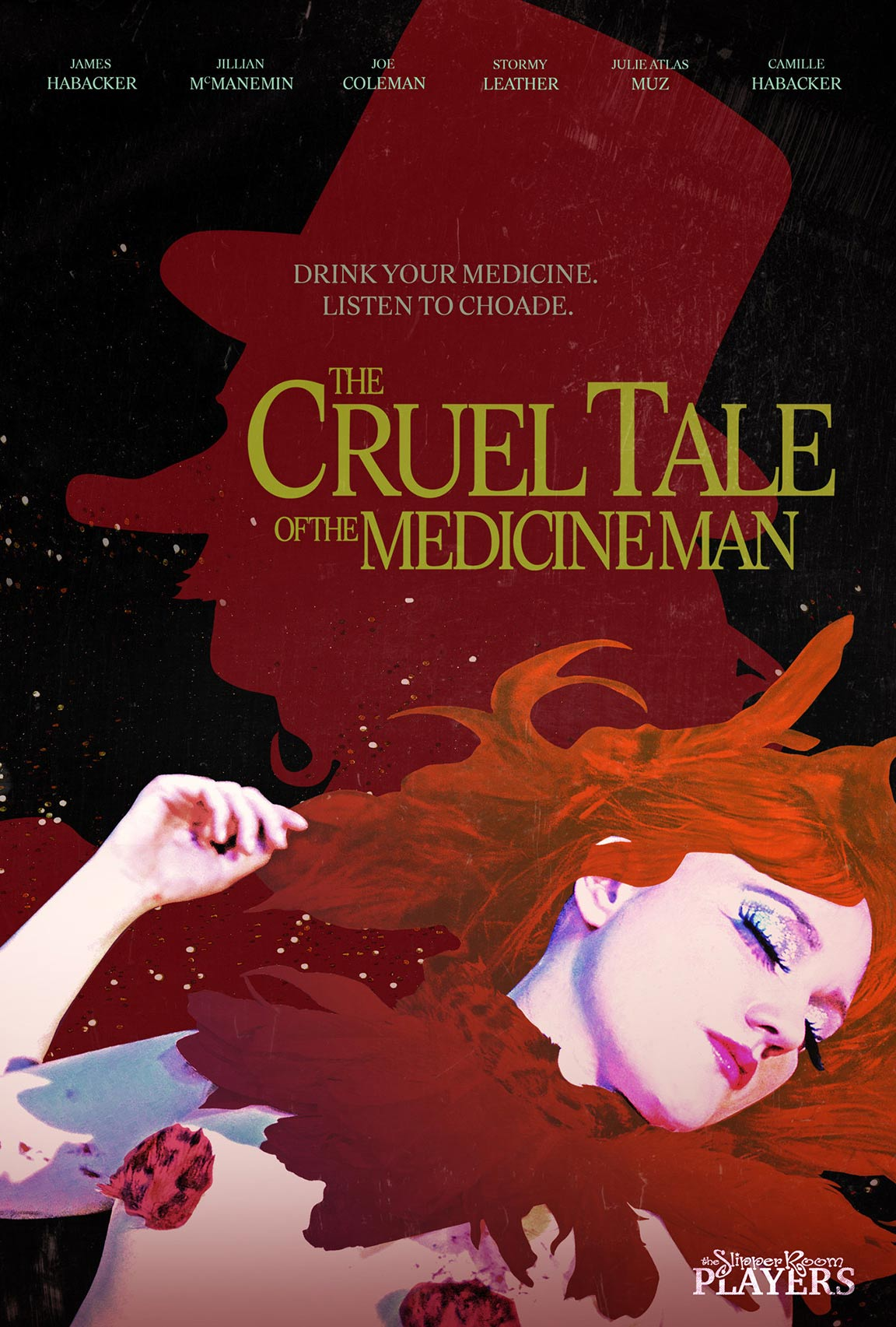 The Cruel Tale of the Medicine Man Poster #1