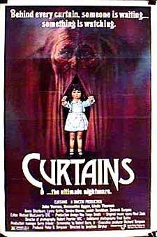 Curtains Poster #1