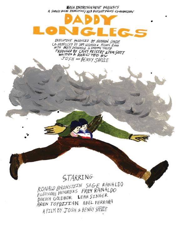 Daddy Longlegs Poster #1