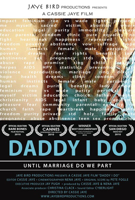 Daddy I Do Poster #1