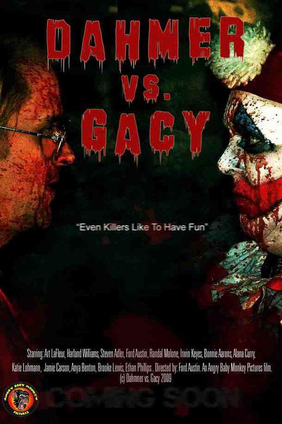Dahmer vs. Gacy Poster #1