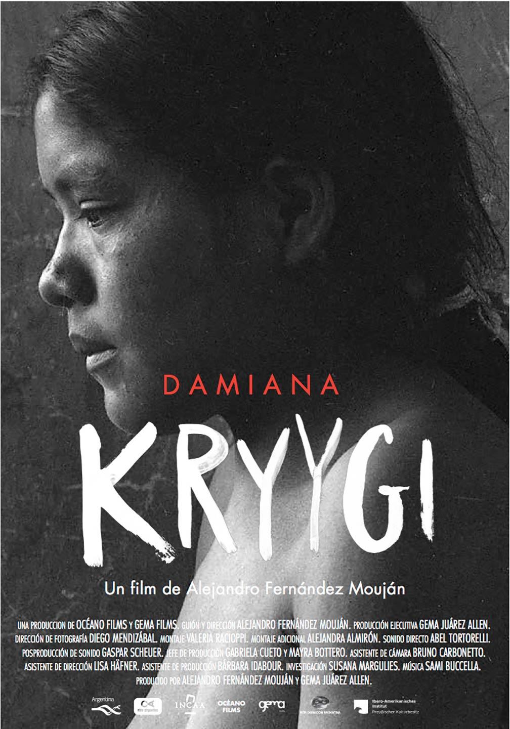Damiana Kryygi Poster #1