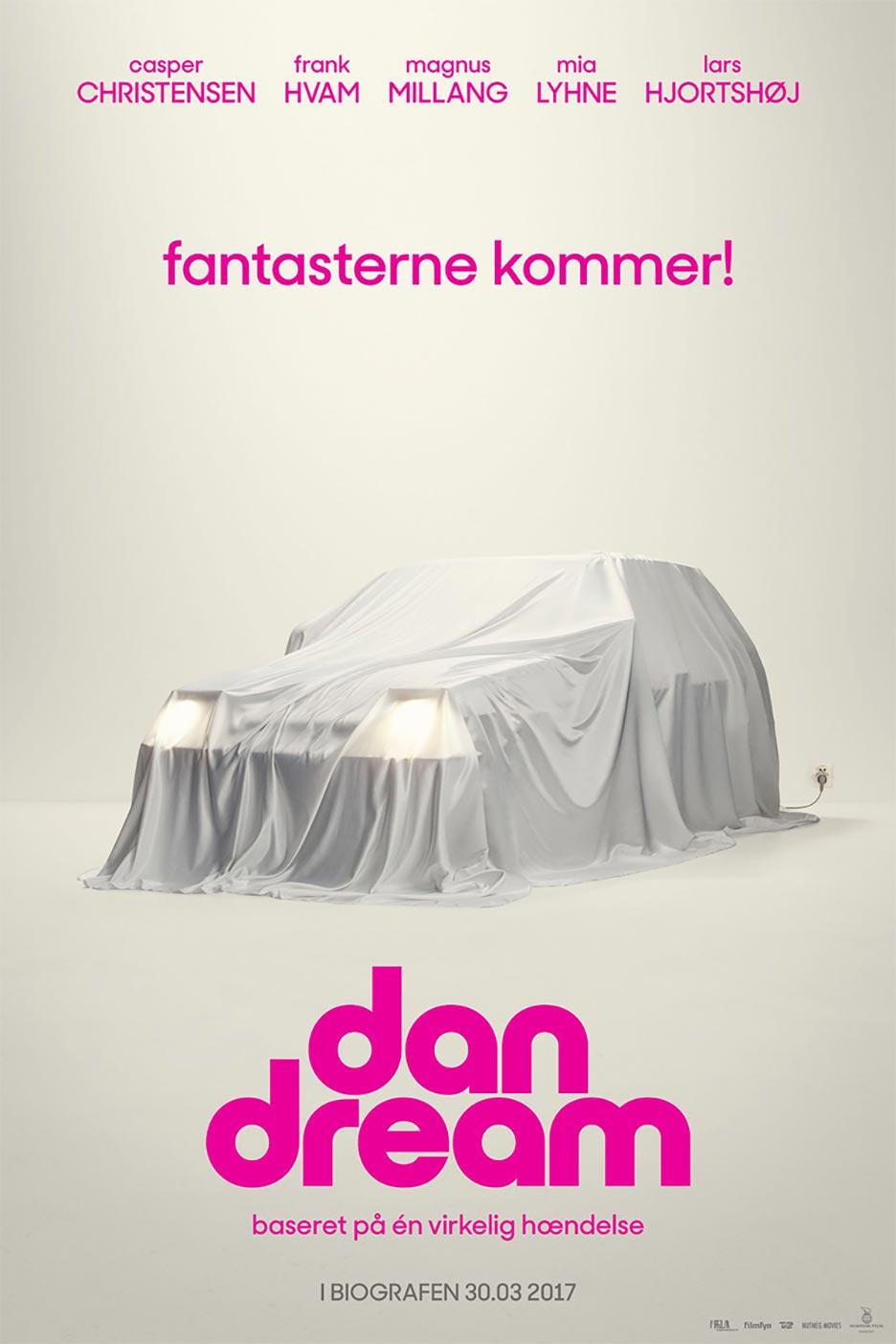 Dan-Dream Poster #1