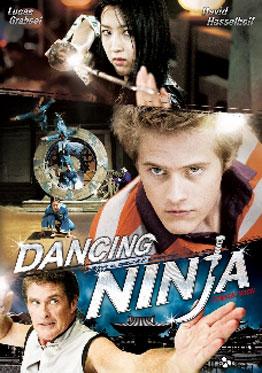 Dancing Ninja Poster #1