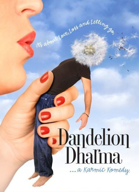 Dandelion Dharma Poster #1