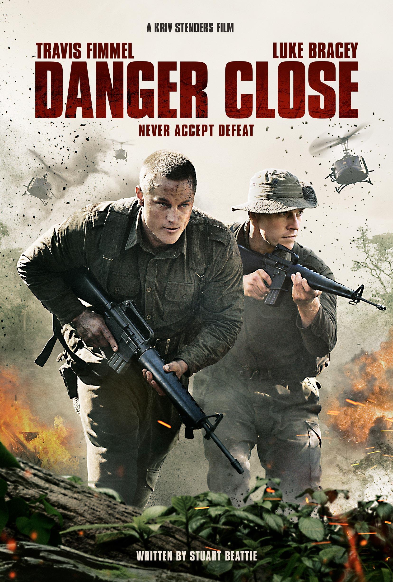 Danger Close Poster #2