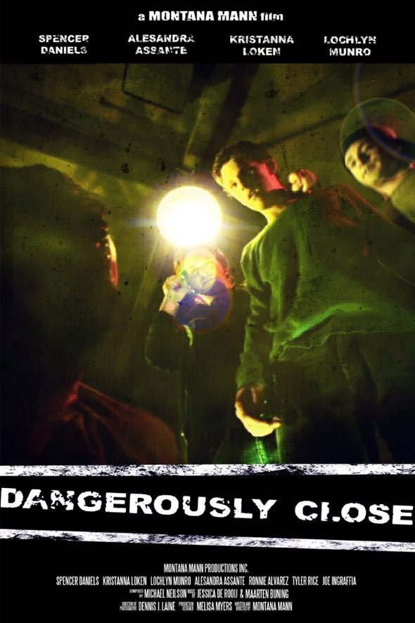 Dangerously Close Poster #1