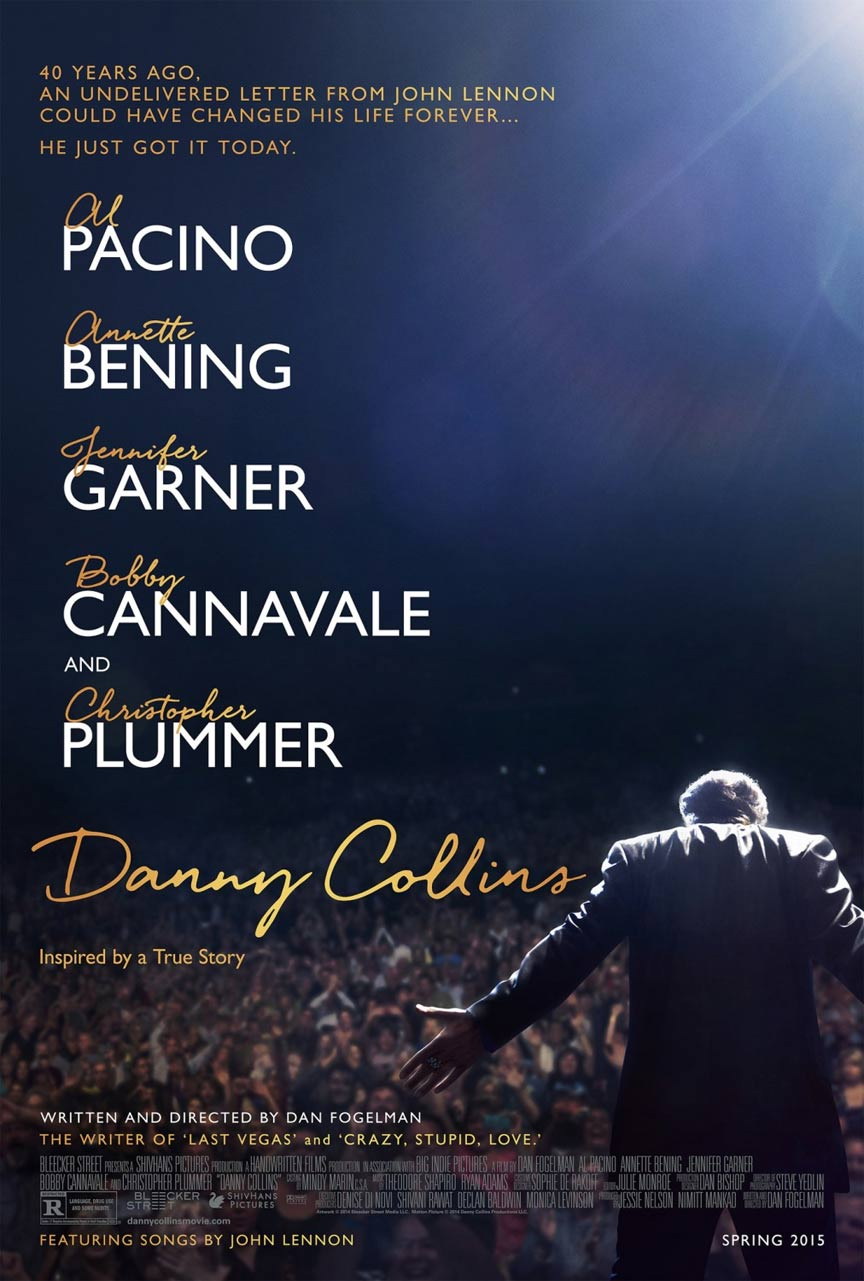 Danny Collins Poster #1