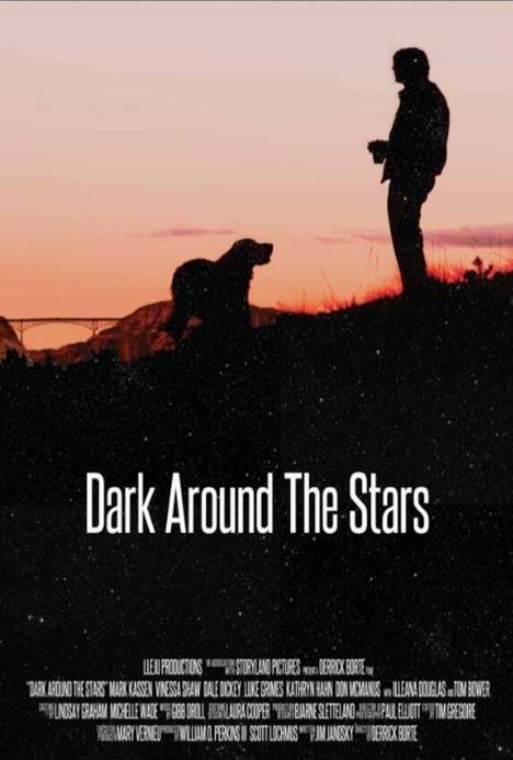 Dark Around the Stars Poster #1