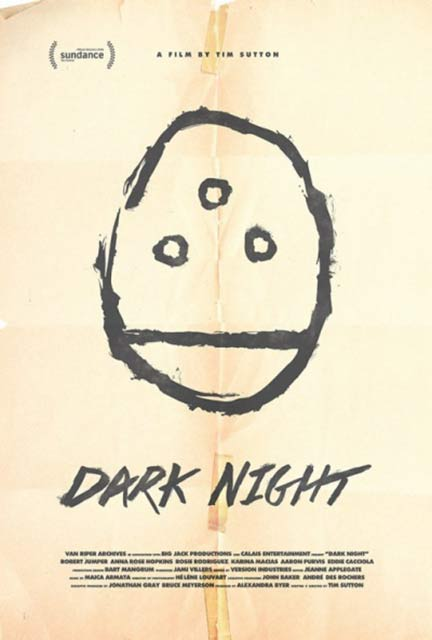 Dark Night Poster #1