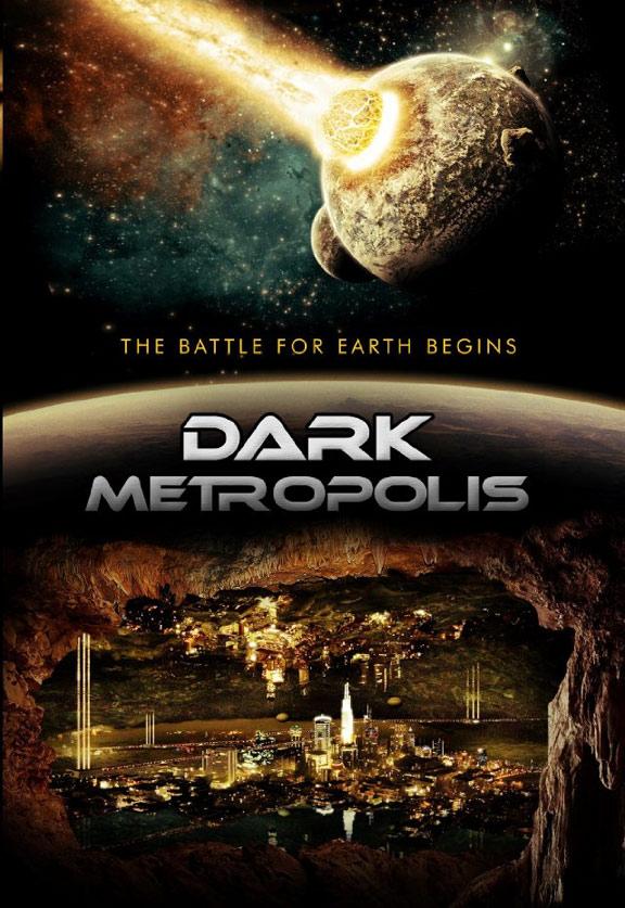 Dark Metropolis Poster #1