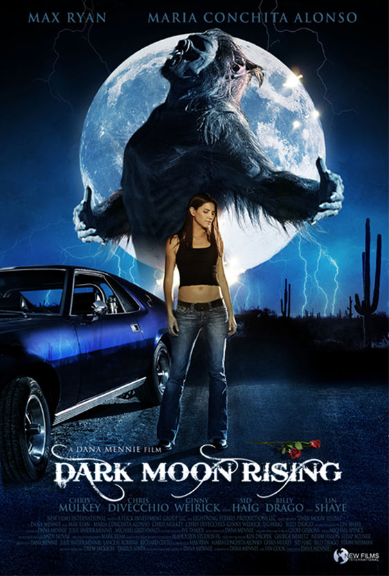 Dark Moon Rising Poster #1