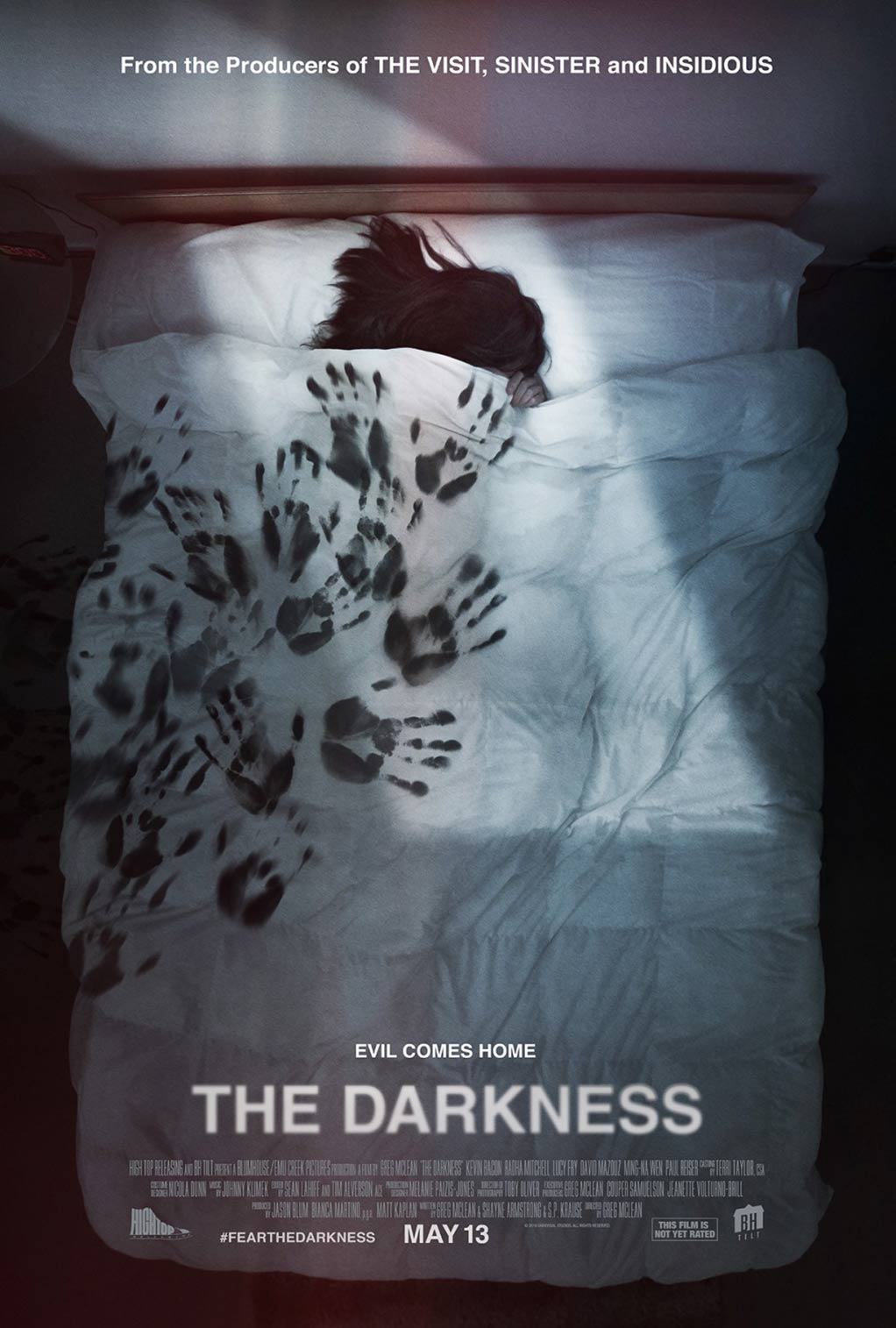 The Darkness Poster #1
