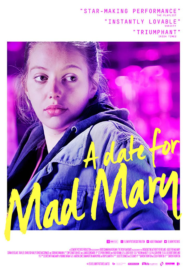 A Date for Mad Mary Poster #1