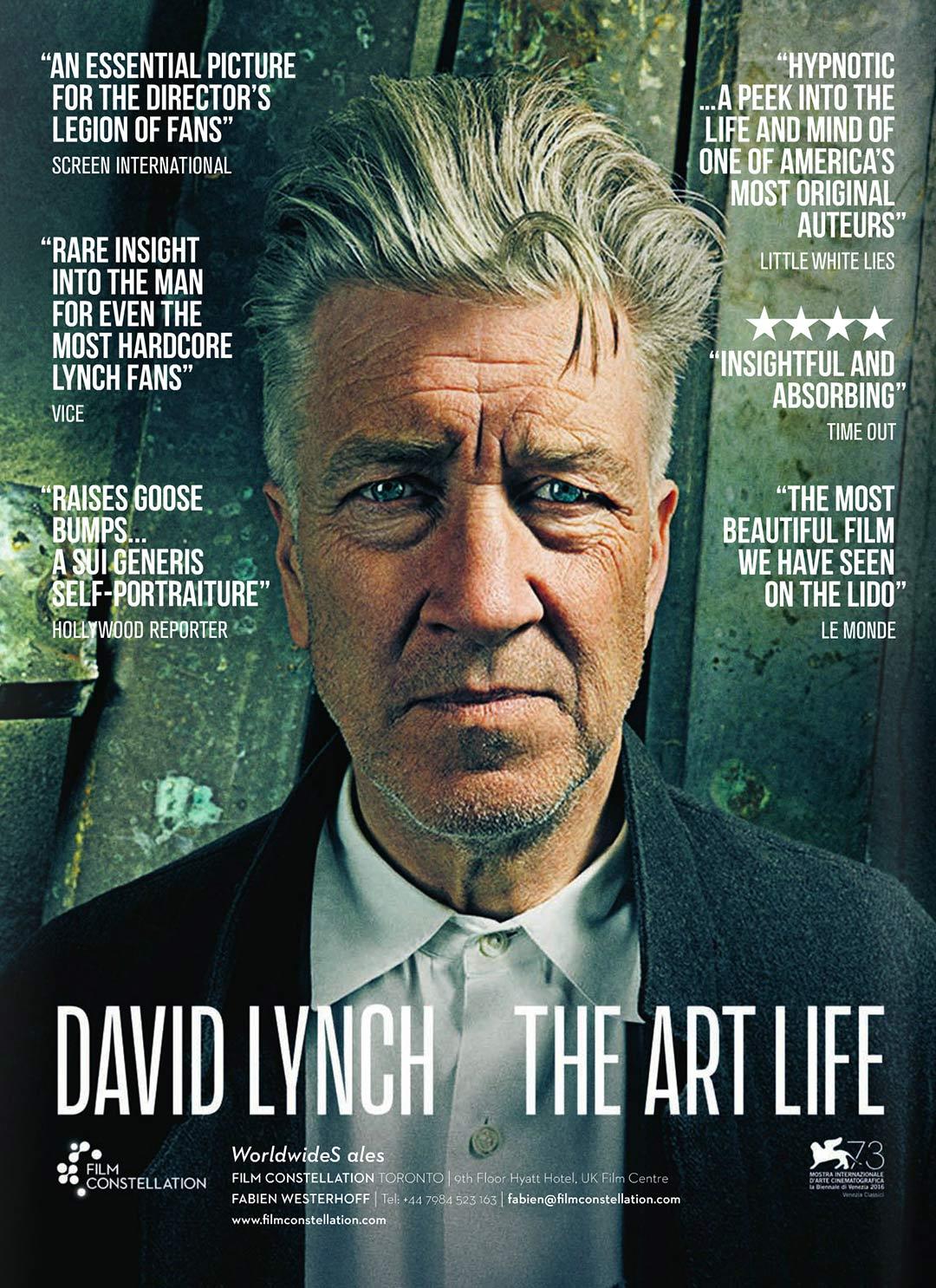 David Lynch - The Art Life Poster #1