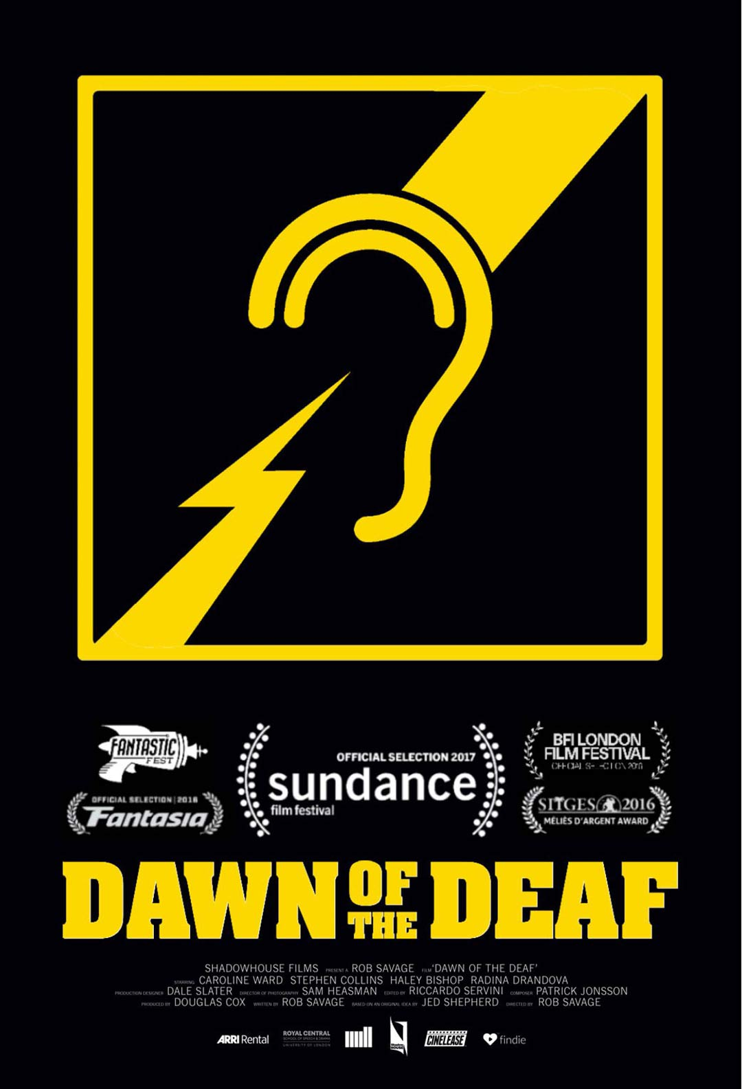 Dawn of the Deaf Poster #1