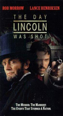 The Day Lincoln Was Shot Poster #1
