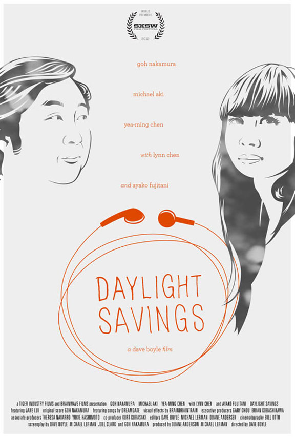 Daylight Savings Poster #1