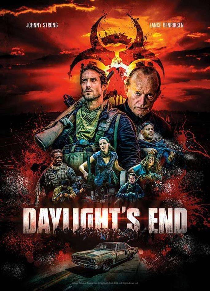 Daylight's End Poster #1