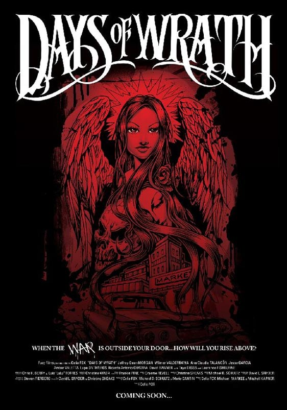 Days of Wrath Poster #1