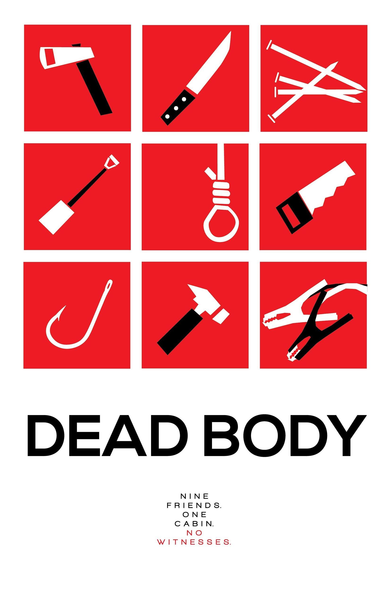 Dead Body Poster #1