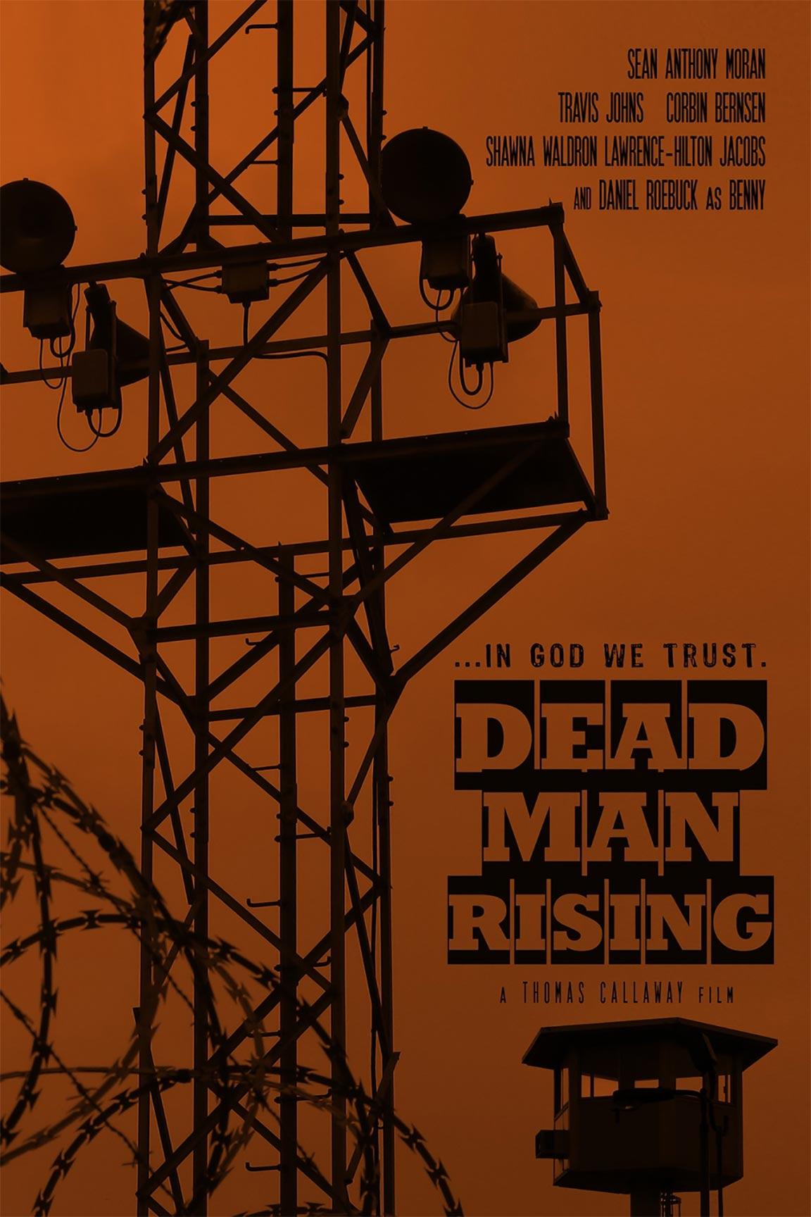 Dead Man Rising Poster #1