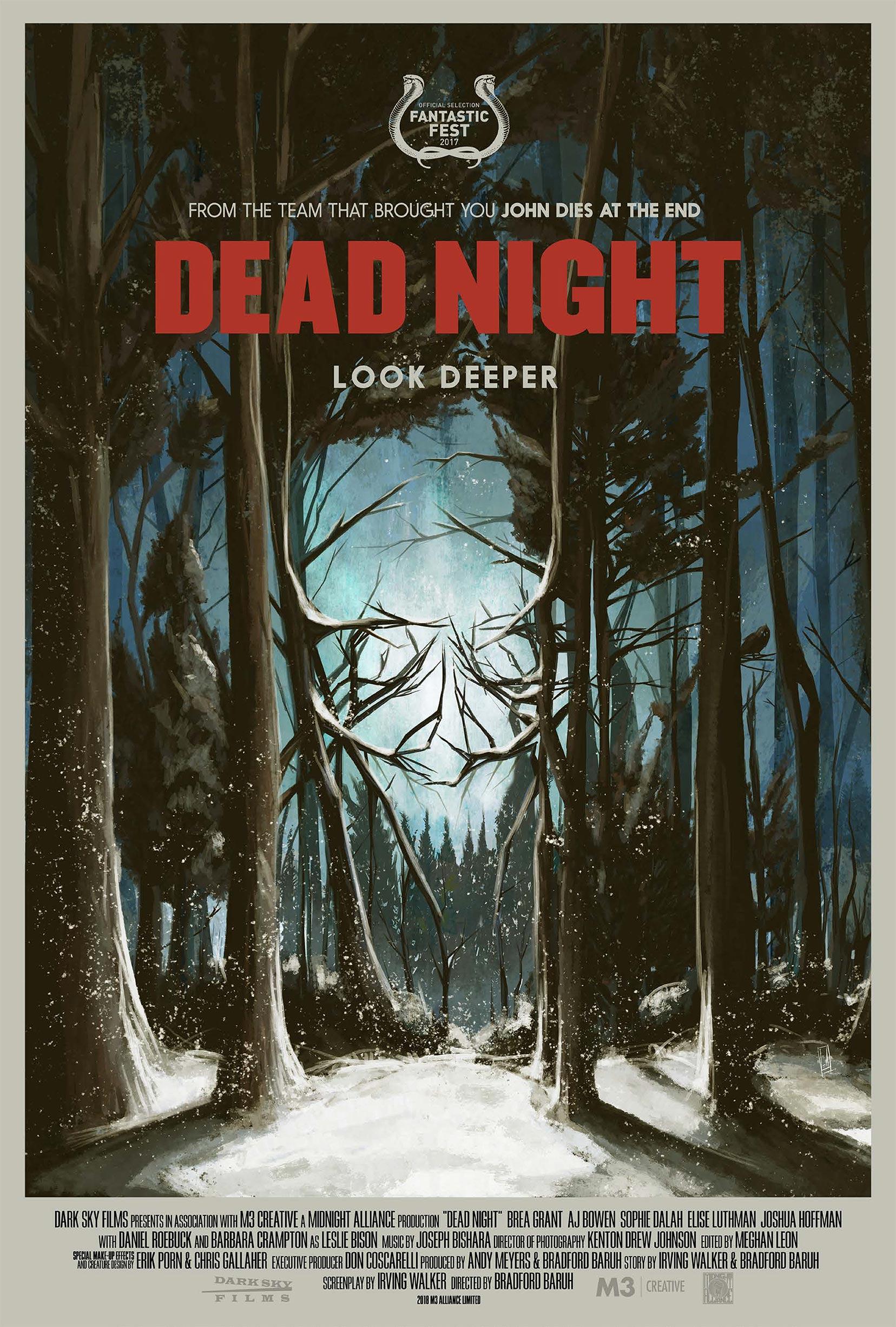 Dead Night Poster #1