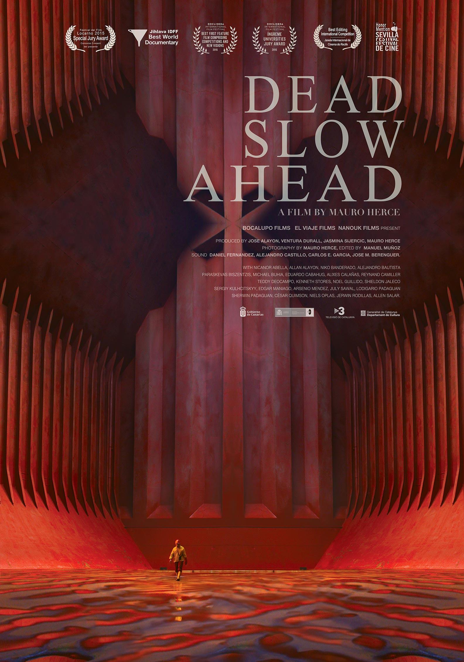 Dead Slow Ahead Poster #1