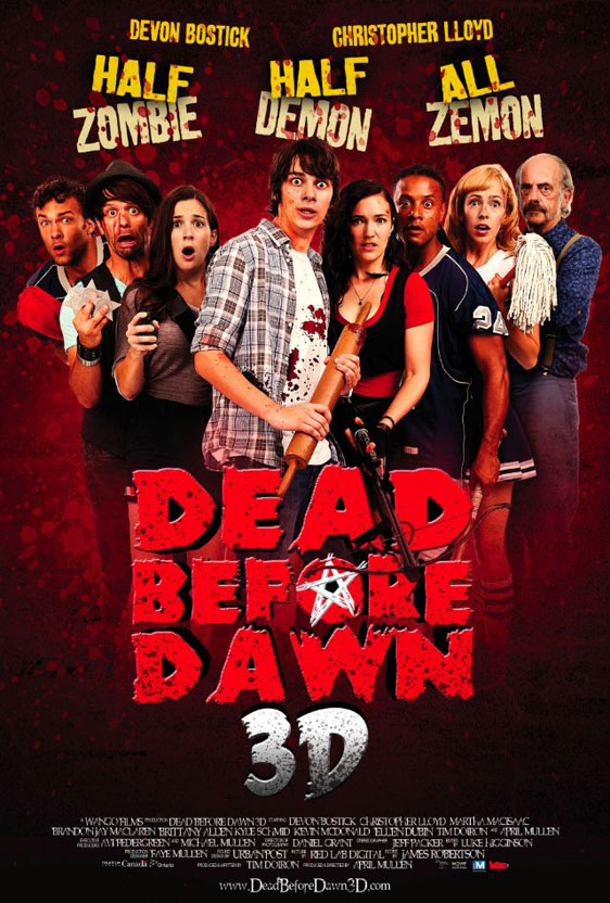Dead Before Dawn 3D Poster #1