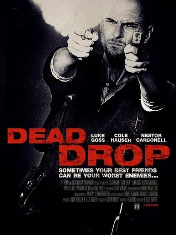 Dead Drop Poster #1