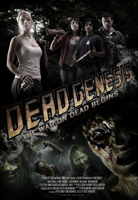 Dead Genesis Poster #1