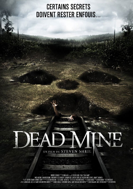 Dead Mine Poster #1