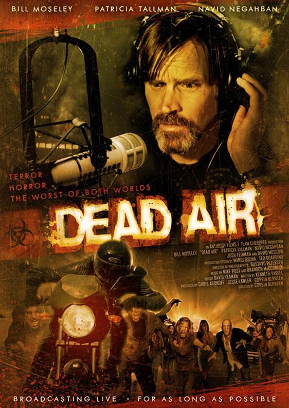Dead Air Poster #1