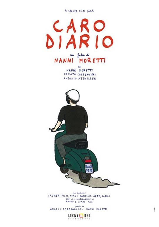 Dear Diary Poster #1